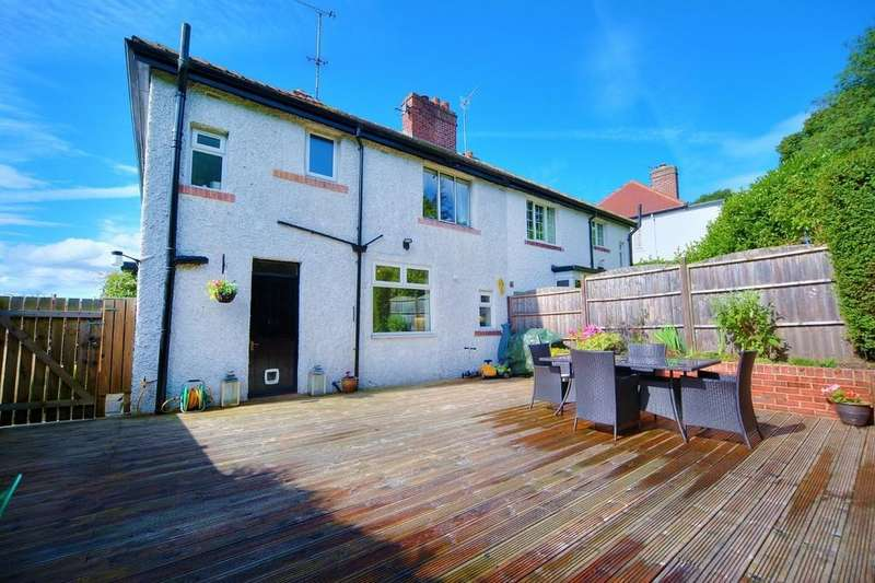 3 Bedrooms Semi Detached House for rent in Chorley Place, Fulwood