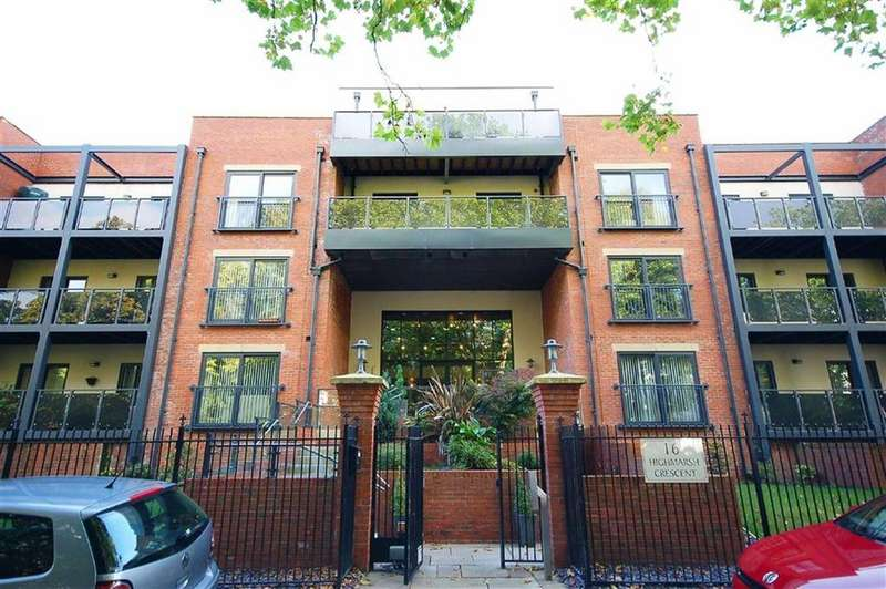 1 Bedroom Flat for sale in Didsbury Gate, West Didsbury, Manchester, M20