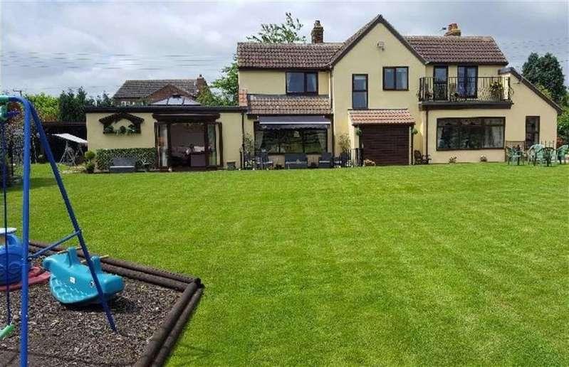 4 Bedrooms Detached House for sale in Old Trough Lane, Sandholme