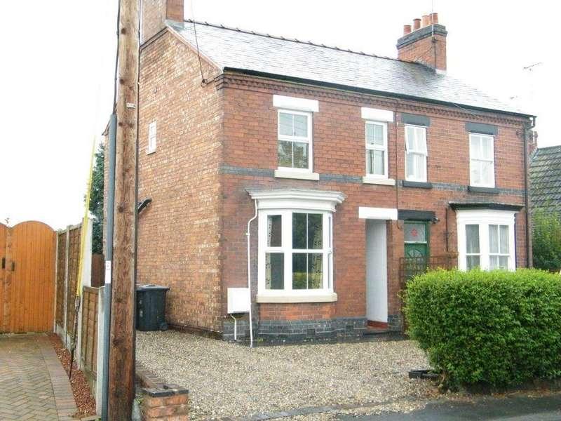 3 Bedrooms Semi Detached House for rent in Main Road, Shavington