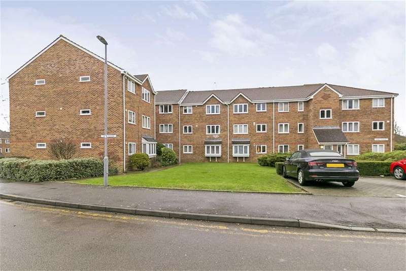 1 Bedroom Flat for sale in Opal House, Worcester Park, Surrey