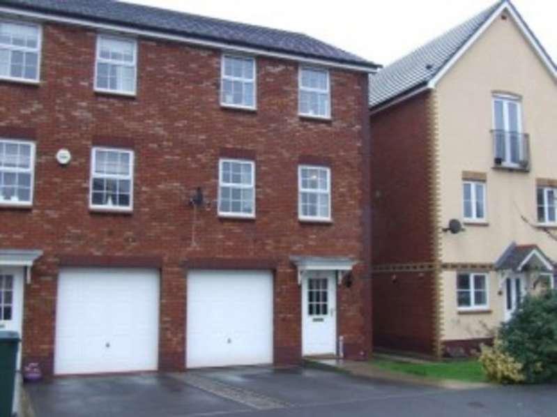3 Bedrooms Property for rent in Grosmont Way, Celtic Horizons NP10