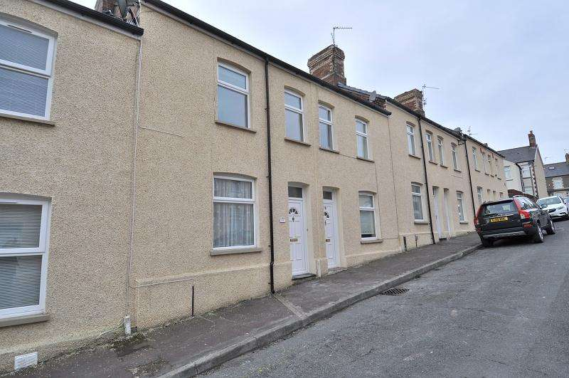 3 Bedrooms Terraced House for sale in 12 Morgan Street, Barry CF63 3NT