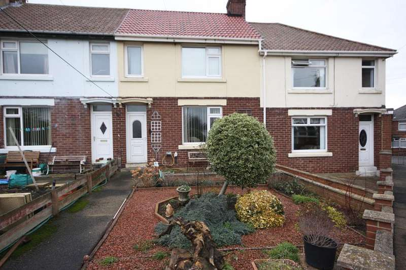 3 Bedrooms Terraced House for sale in The Crescent, Chester Moor, Chester-le-Street DH2 3RT