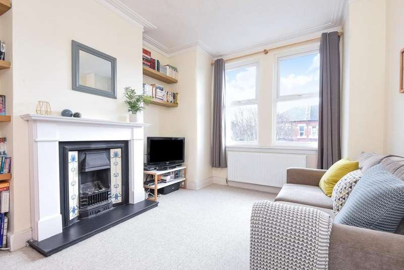 2 Bedrooms Flat for sale in Mellison Road, Tooting