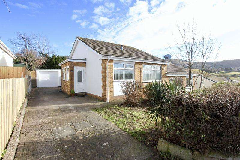 2 Bedrooms Semi Detached Bungalow for sale in The Meadows, Prestatyn
