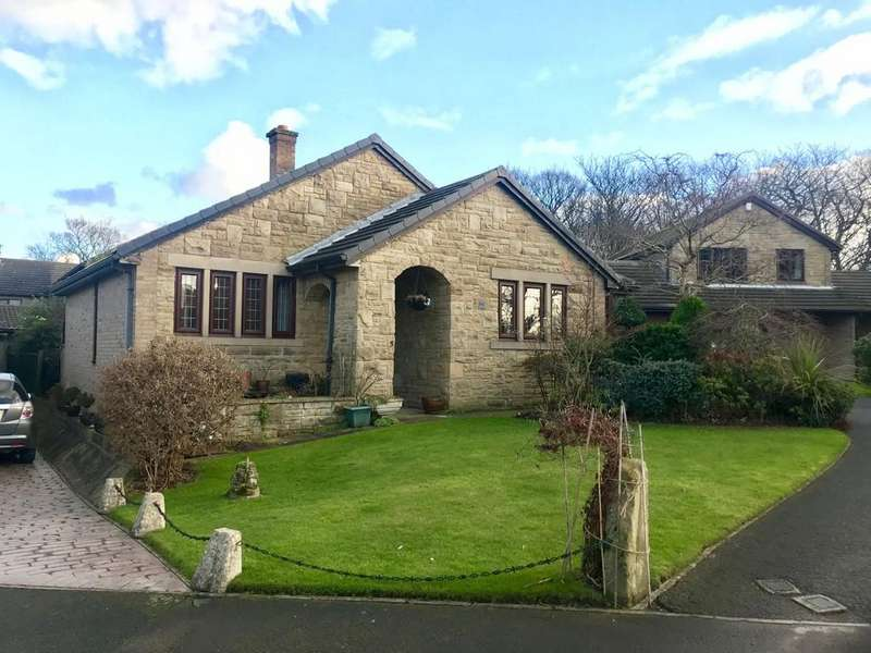 3 Bedrooms Detached Bungalow for sale in Earlsmere Drive, Barnsley S71