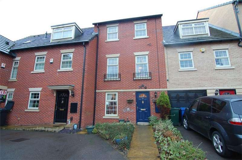 5 Bedrooms Terraced House for sale in Great Stubbing, Wombwell, BARNSLEY, South Yorkshire
