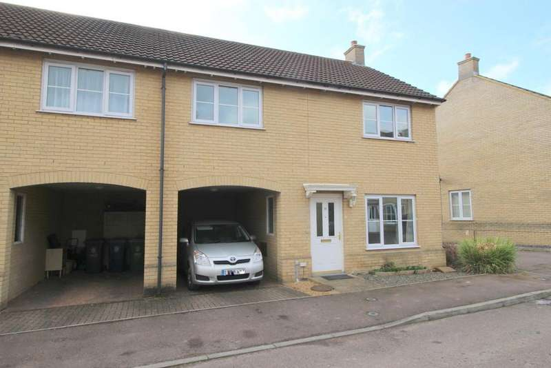 3 Bedrooms Semi Detached House for sale in Grafton Drive, Highfields