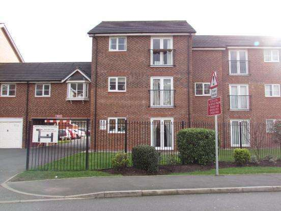 2 Bedrooms Apartment Flat for sale in Apartment 12 F Lawnhurst Avenue, Manchester, M23