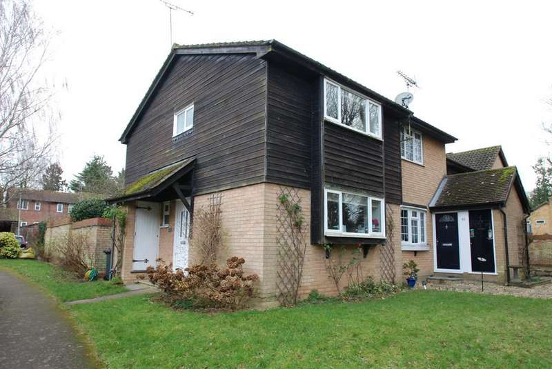 3 Bedrooms End Of Terrace House for sale in Downhall Ley, Buntingford, SG9 9JT
