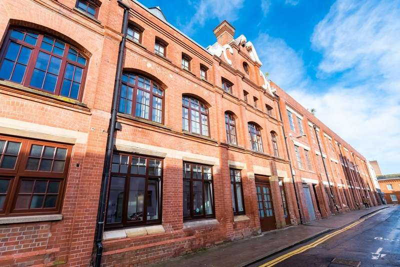 1 Bedroom Apartment Flat for sale in Argus Lofts, Brighton, BN1