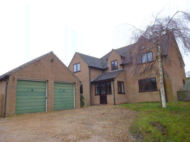 4 Bedrooms Detached House for rent in Station Road, Little Bytham