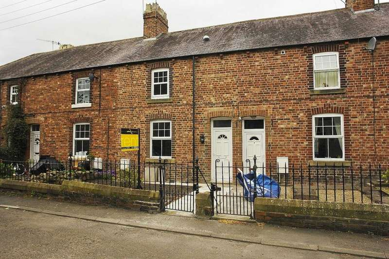 2 Bedrooms Terraced House for rent in Tyne View Terrace, Wylam