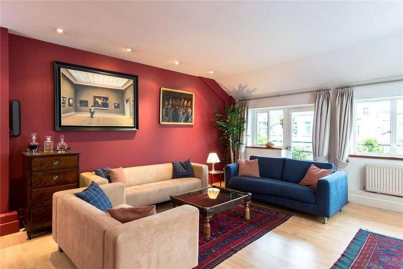 2 Bedrooms Flat for rent in Da Vinci House, 44 Saffron Hill, London, EC1N