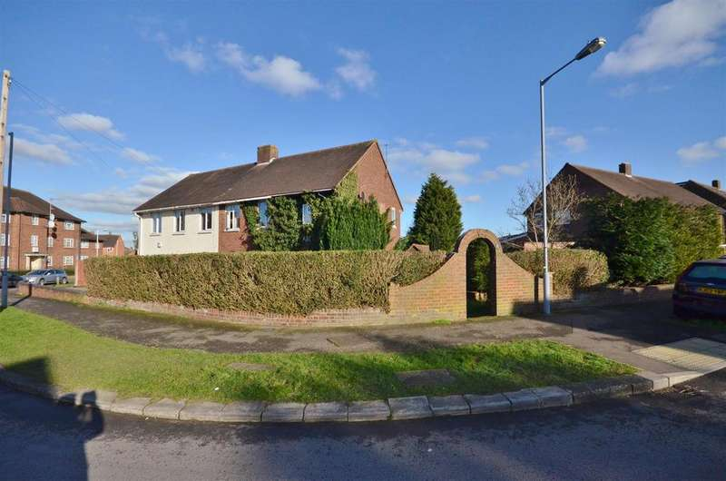 3 Bedrooms Plot Commercial for sale in Abbey Drive, Round Green