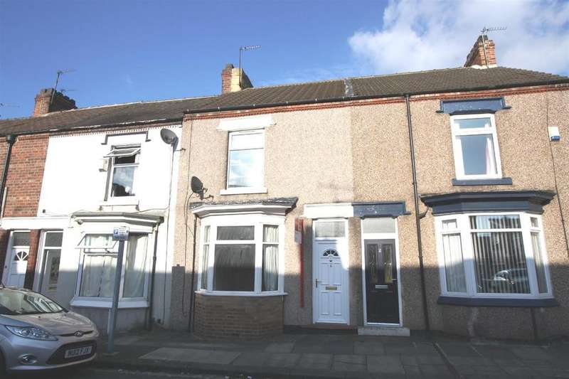 3 Bedrooms Terraced House for sale in Montrose Street, Darlington