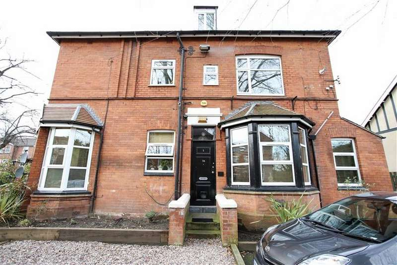 1 Bedroom Flat for sale in Pine Road, Didsbury, Manchester