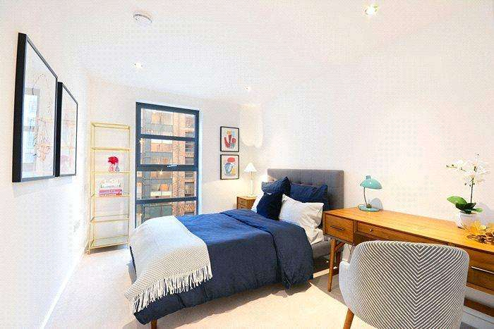 3 Bedrooms Flat for sale in Alwen Court, 6 Pages Walk, Bermondsey, London, SE1