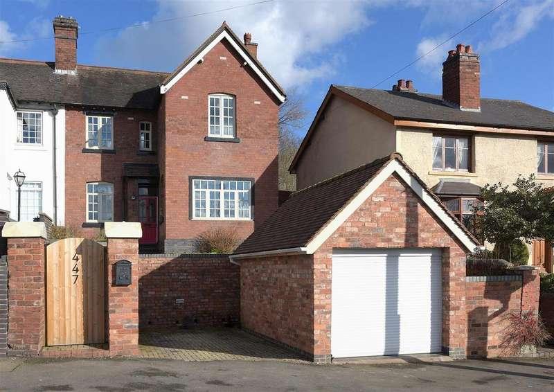 4 Bedrooms Semi Detached House for sale in Halesowen Road, Cradley Heath