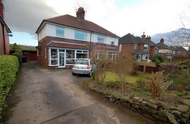 3 Bedrooms Semi Detached House for sale in Nantwich Road, Audley