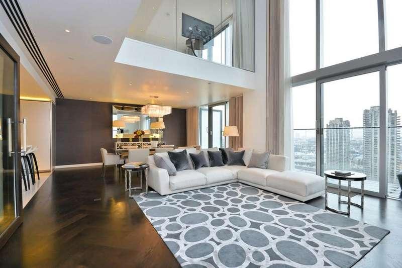 3 Bedrooms Flat for rent in The Heron, Moor Lane, City, London, EC2Y
