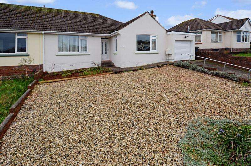 2 Bedrooms Semi Detached Bungalow for sale in Barcombe Road, Preston