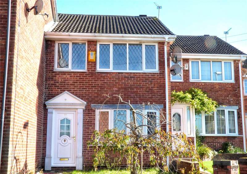 3 Bedrooms Terraced House for rent in Croft Head Drive, Milnrow, Rochdale, Greater Manchester, OL16