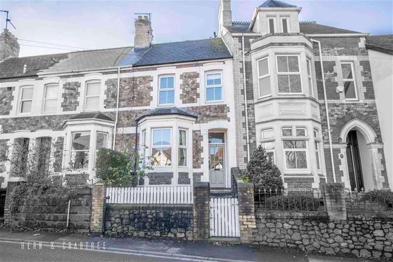 2 Bedrooms Terraced House for sale in Bridge Road, Llandaff, Cardiff
