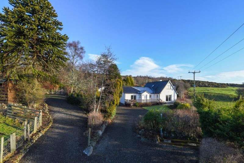 4 Bedrooms House for sale in Craigneuk, Southwick, Dumfries, Dumfries and Galloway, DG2