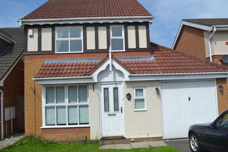 3 Bedrooms Detached House for rent in Wheatsheaf Avenue NG24
