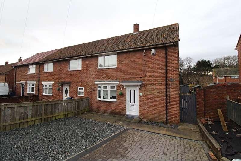 2 Bedrooms Property for sale in Woodbrook Avenue, Slatyford, Newcastle upon Tyne, Tyne and Wear, NE5 2XR