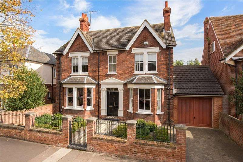 5 Bedrooms Unique Property for sale in Bushmead Avenue, Bedford, Bedfordshire
