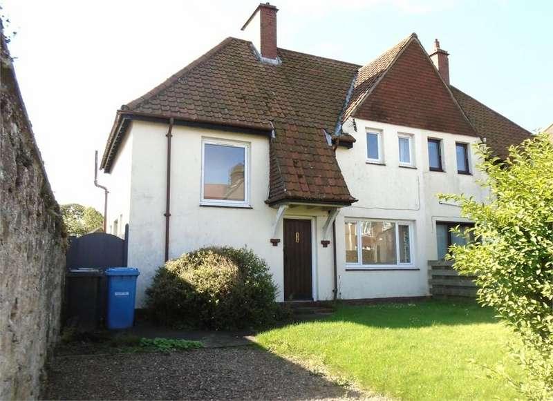 3 Bedrooms Semi Detached House for rent in 1 Windsor Crescent, Berwick-upon-Tweed, Northumberland
