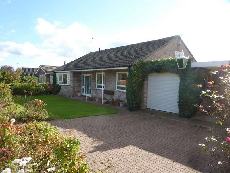 2 Bedrooms Detached Bungalow for sale in Mowbray Road, Northallerton