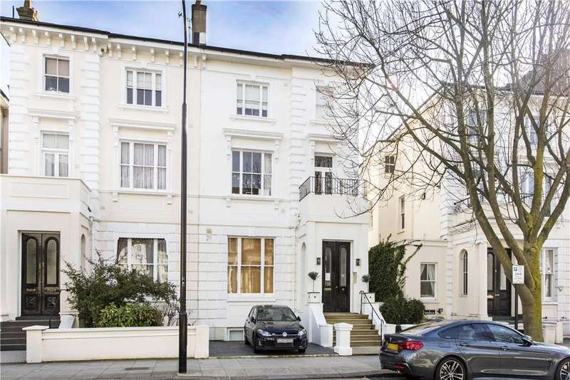 2 Bedrooms Flat for sale in Buckland Crescent, London, NW3