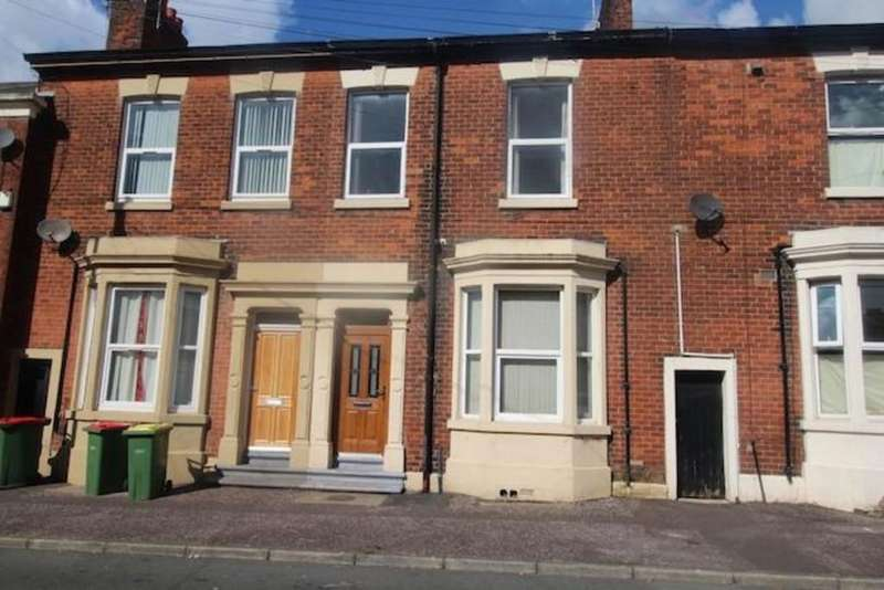 6 Bedrooms Terraced House for sale in Ripon Street, Preston