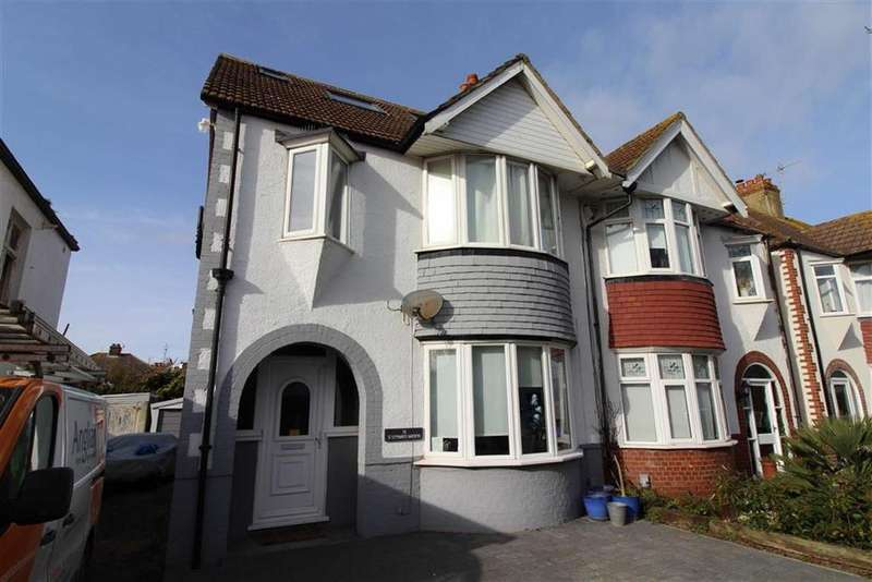 5 Bedrooms Semi Detached House for sale in St Leonards Gardens, Hove, East Sussex