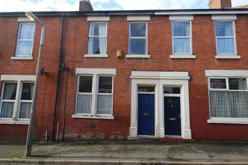 3 Bedrooms Terraced House for sale in Ainslie Road, Fulwood