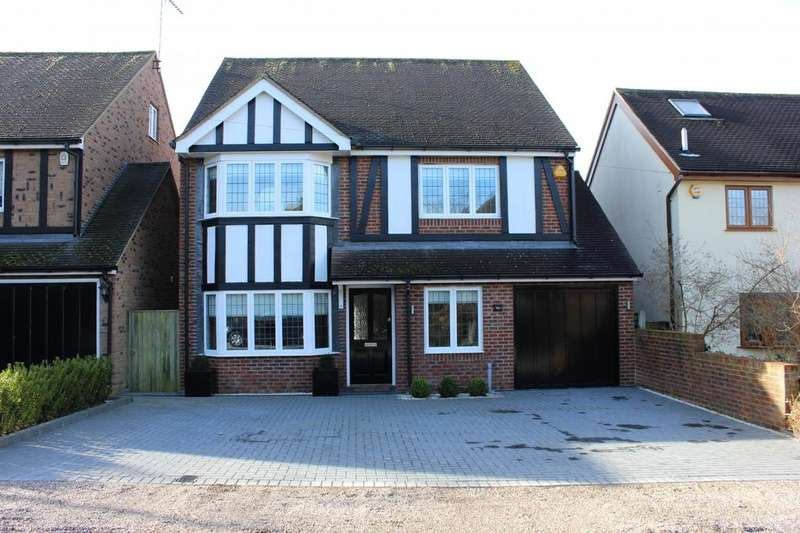 5 Bedrooms Detached House for sale in Wakefield Avenue, Billericay, Essex, CM12
