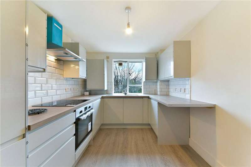 2 Bedrooms Flat for sale in Frensham Court, Highbury New Park, London, N5
