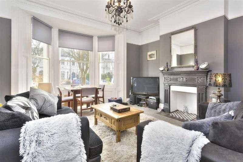 1 Bedroom Flat for sale in Goldstone Villas, Hove