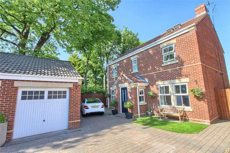 5 Bedrooms Detached House for sale in The Hastings, Normanby