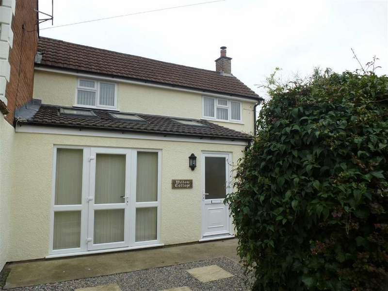 2 Bedrooms End Of Terrace House for rent in Cotterell Street, Whitecross, Hereford