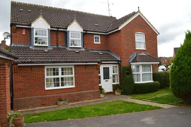 5 Bedrooms Detached House for sale in Farriers Close