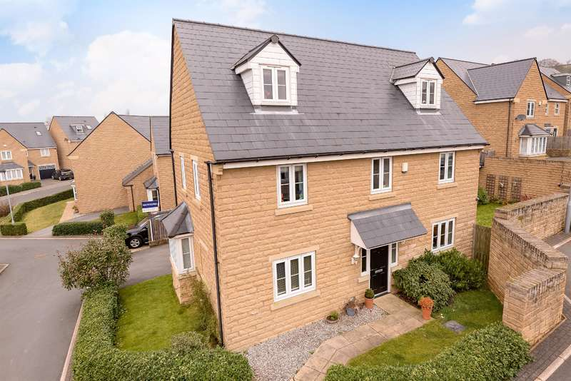 5 Bedrooms Detached House for sale in Honey Pot Fold, Baildon, Shipley, BD17 5TW