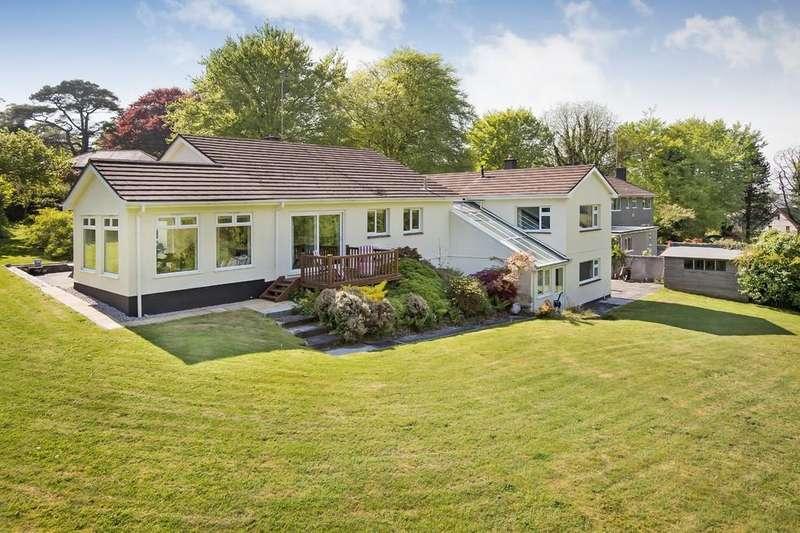 5 Bedrooms Detached Bungalow for sale in Yelverton