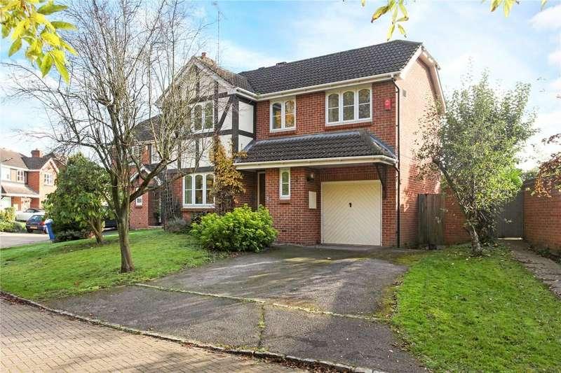 3 Bedrooms Detached House for sale in Stonebridge Field, Eton, Windsor, Berkshire, SL4