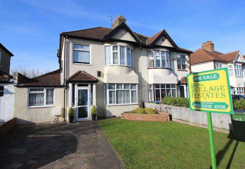3 Bedrooms Semi Detached House for sale in Green Lane, New Eltham, SE9 3TL