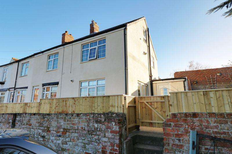 3 Bedrooms Terraced House for sale in Kingston Terrace, South Ferriby
